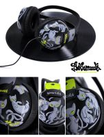 Lovecats Headphones by Bobsmade