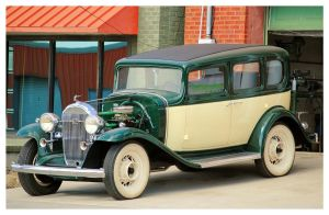 1930 Buick Sedan by TheMan268