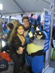 lucario at nintendo world by wolfHybrid2