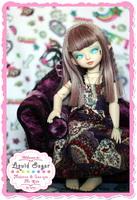 Liquid Sugar Stock Yo Sized Dress 01 by SyrynValentyne