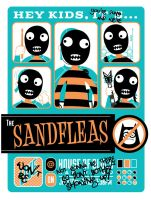 Sandfleas by Montygog