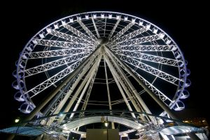 Southbank Eye by wilderBeest