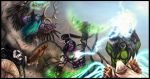 Heroes of the Storm by AnsticeWolf