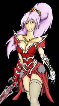 Nefaria: The White Rose by Storm-Weaver