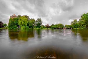 Boston Public Garden by ashamandour