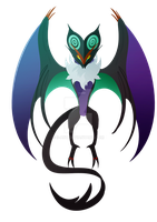 Noivern by Ilona-the-Sinister