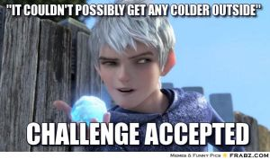 Jack Frost Challenge Accepted by HotWireGirll6