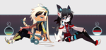 assassin adopt auction - CLOSED by SoukiAdopts