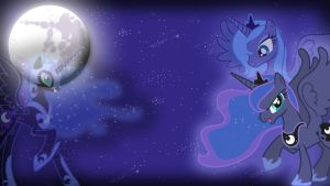 Luna Wallpaper 1 no Text by 1nfiltrait0rN7