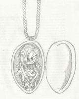 Zero's Locket by DarkNeoZero