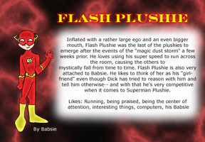 Flash Plushie's Profile by Oracle01