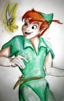 Peter Pan by Arri-Stark