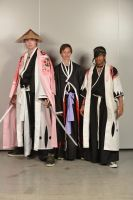 more bleach cosplay by digbigdaddy2
