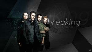 Breaking Benjamin by AlbertGFX