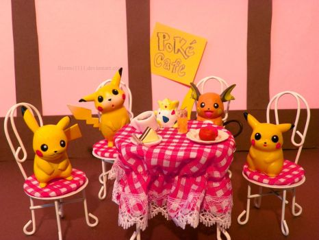 The PokeCafe by Bimmi1111