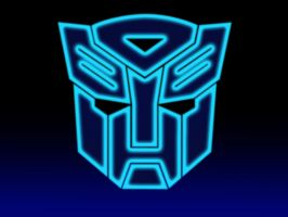 Autobot Logo Outer Screen by Tophoid