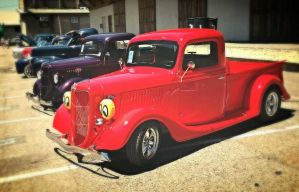Classic Trucks by simpspin