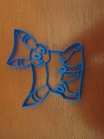 Umbreon Cookie Cutter 03 by B2Squared
