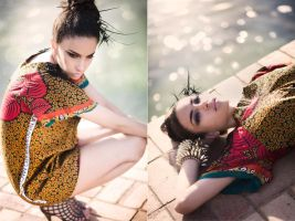 Elena Editorial by larafairie