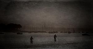 out across the flats by awjay