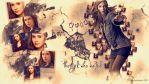 Amy Pond wallpaper 1 by HappinessIsMusic