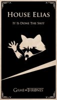 Elias Card by Lokiable