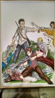 Walking Dead by marcus-g3100