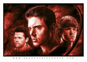 SUPERNATURAL COMPOSITE by S-von-P
