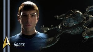 Spock wallpaper by Balsavor