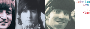 John Lennon icon pack by B-e-t-t-i-e