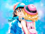 AmourShipping Kiss by kame-ash