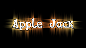 Minimalistic Apple Jack Wallpaper by Ackdari