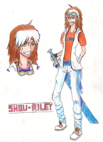 Shou Riley by EzzyAlpha