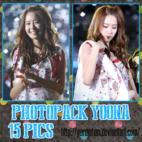 PHOTOPACK Yoona (SNSD) #73 by YunaPhan