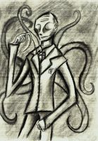 Slender Man by shadowmer92