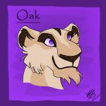 Oak Headshot by Firehart95