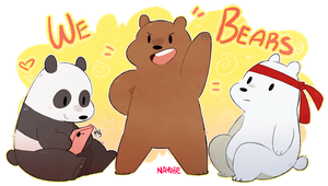 + Bearsbearsbears + by Nayobe