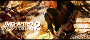 Uncharted 2 Signature. by MindWav3