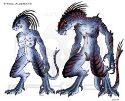 Tyraeli Sheet 3: Aluerkawo by RaXt0r