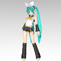 .:DT Miku Rin Style DL:. by MeiHikary