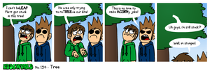 EWCOMIC No.134 - Tree by eddsworld