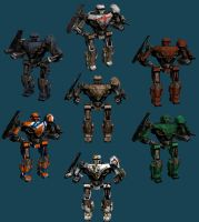 MekTek_BlackKnight_tex_pack by monkeyrum