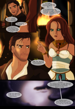 .:Comic:. Temptation pg6 by oreana