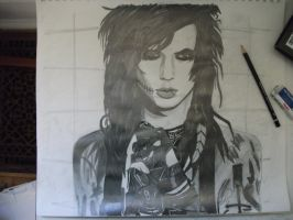 Andy by Eclipsefangirl1