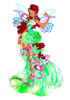 Layla Harmonix PNG by Forgotten-By-Gods