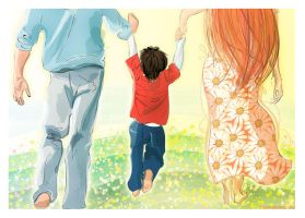 Family by LilyRedHaired