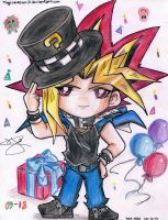 .: Let's throw our hats and CELEBRATE!! :. by YuGiOh4Ever