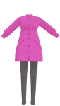 MMD MbarnesMMD Outfit by mbarnesMMD