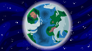 Earth by Wazzaldorp
