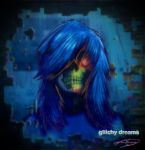 glitchy dreams by an0ther-artist
